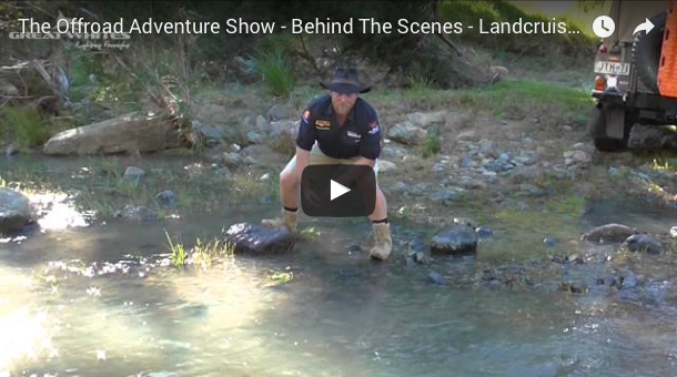 The Offroad Adventure Show Jamie Hazelden Going Bush With Jamie