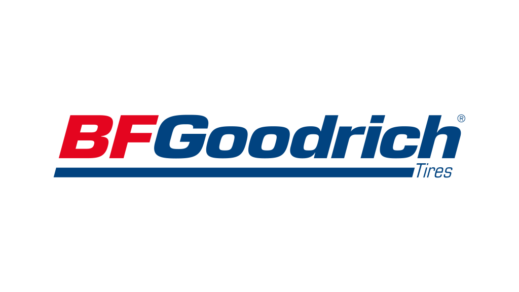 This image has an empty alt attribute; its file name is BFGoodrich-logo-3840x2160-1024x576.png
