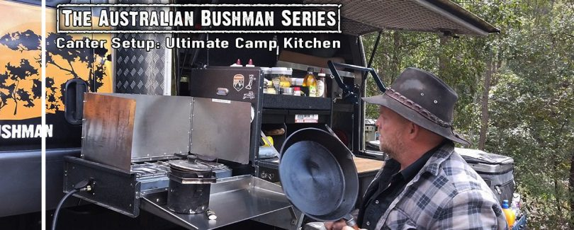 4wd camp kitchen