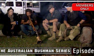 Australian bushman web series eppisode 5 The Sunshine Coast Bush Tucker